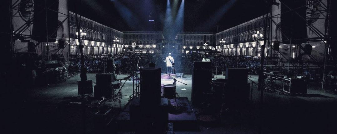 Concerto in Piazza San Carlo del Torino Pride 2016