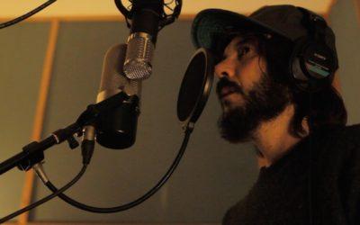 Daniele Celona al lavoro sul suo terzo disco