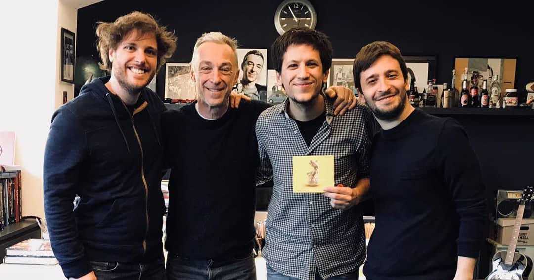 """""""Chiodo Fisso"""" su Radio DeeJay, Eugenio in Via Di Gioia in tour da aprile"""