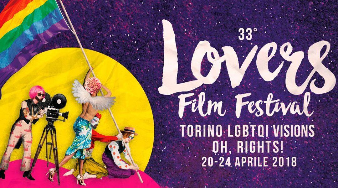 Il 20 aprile a Torino torna il Lovers Film Festival