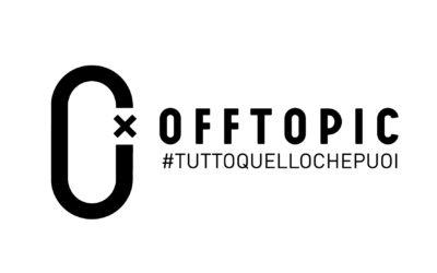 Il 15 maggio a Torino inaugura OFF TOPIC