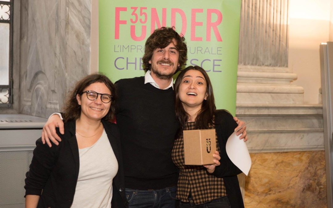 The Goodness Factory vince il bando Funder35
