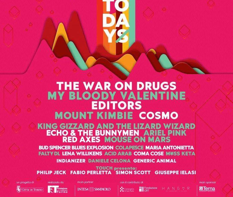 Sabato 25 agosto Daniele Celona live al TOdays Festival 2018