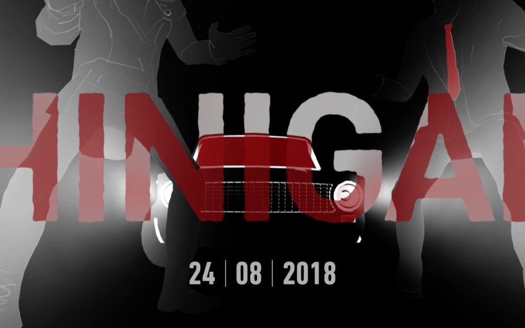 """Il 24 agosto esce """"Shinigami"""" di Daniele Celona"""