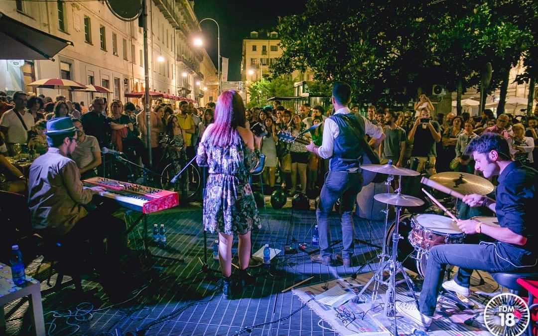 Festa della Musica di Torino 2018