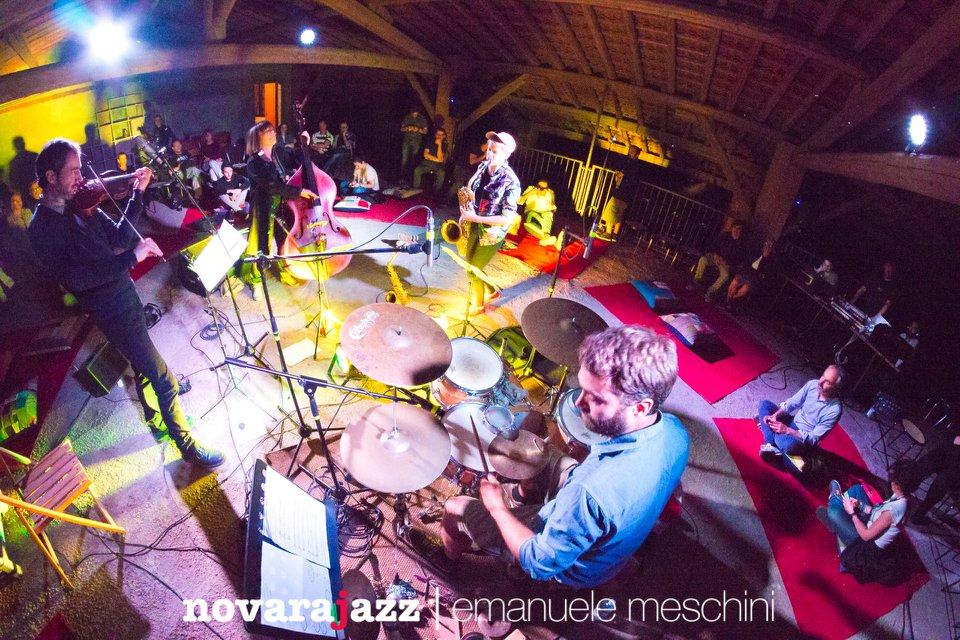 Nuova collaborazione con il Novara Jazz