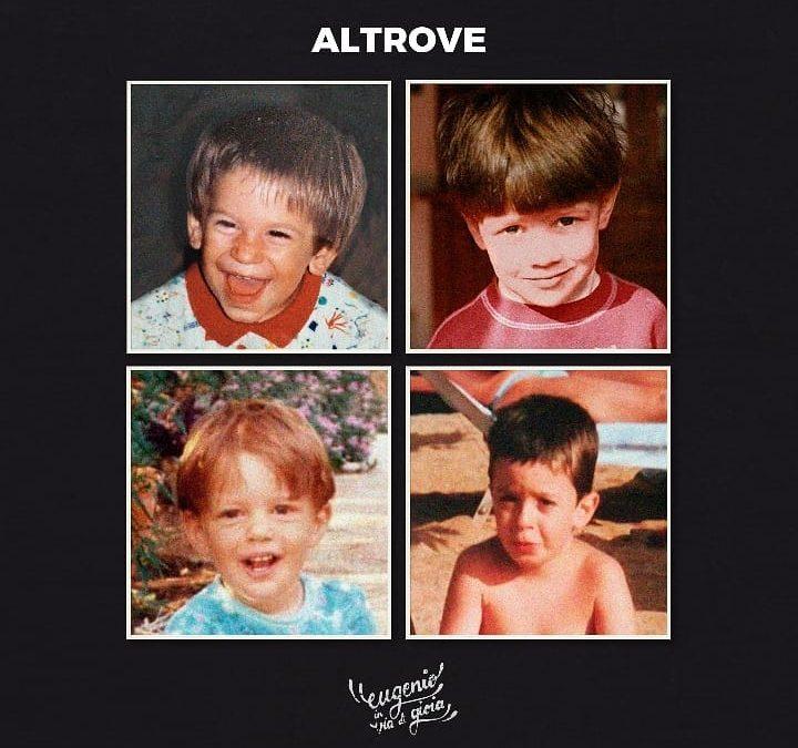 """È fuori """"Altrove"""", il nuovo singolo degli Eugenio in Via Di Gioia"""