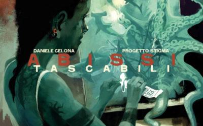 """""""Abissi Tascabili"""": il successo del crowdfunding per il nuovo disco-fumetto di Daniele Celona"""