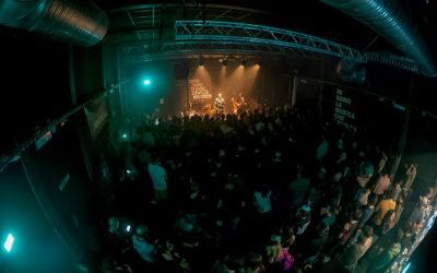 OFF TOPIC inaugura il CUBO, il nuovo spazio per la musica live a Torino