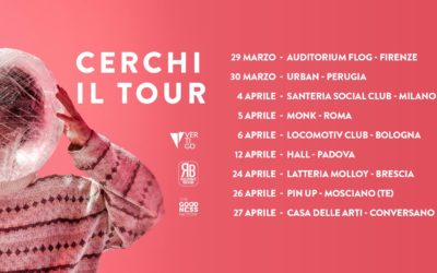 """Eugenio in Via Di Gioia: in primavera """"Cerchi il tour"""""""