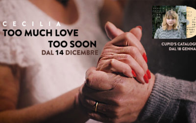 "Cecilia: ""Too Much Love Too Soon"" anticipa ""Cupid's Catalogue"" in uscita il 18 gennaio 2019"