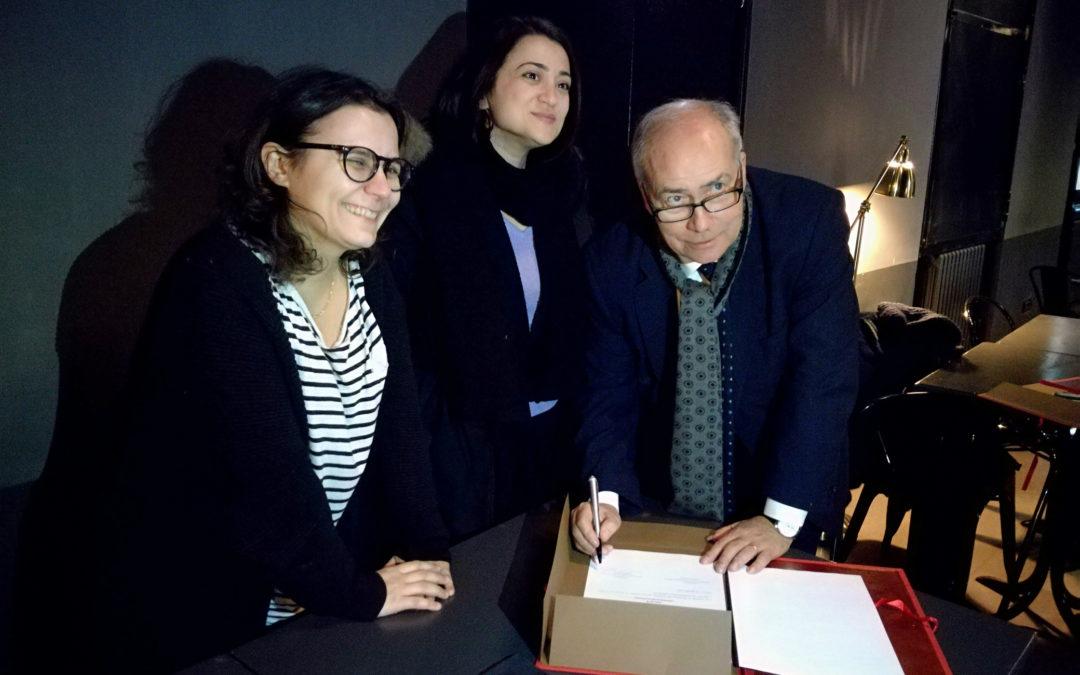 Goodness firma protocollo d'intesa con il Consiglio Regionale del Piemonte