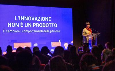 Goodness cura la produzione degli Open Days dell'Innovazione 2019