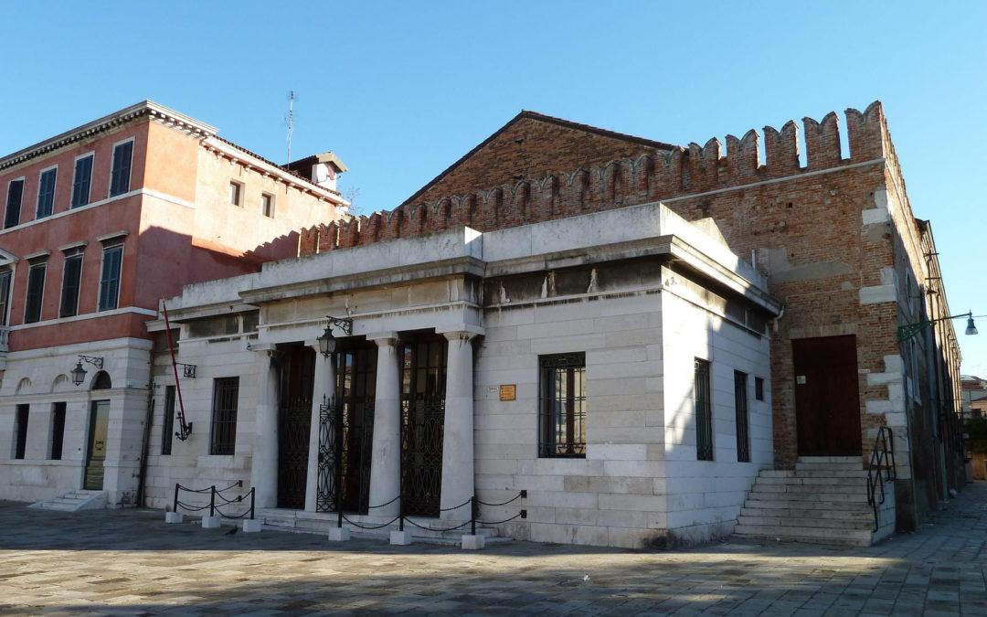 """Goodness cura la produzione di """"My Art Guides Venice Venice Meeting Point"""" creato da Lightbox per La Biennale di Venezia"""