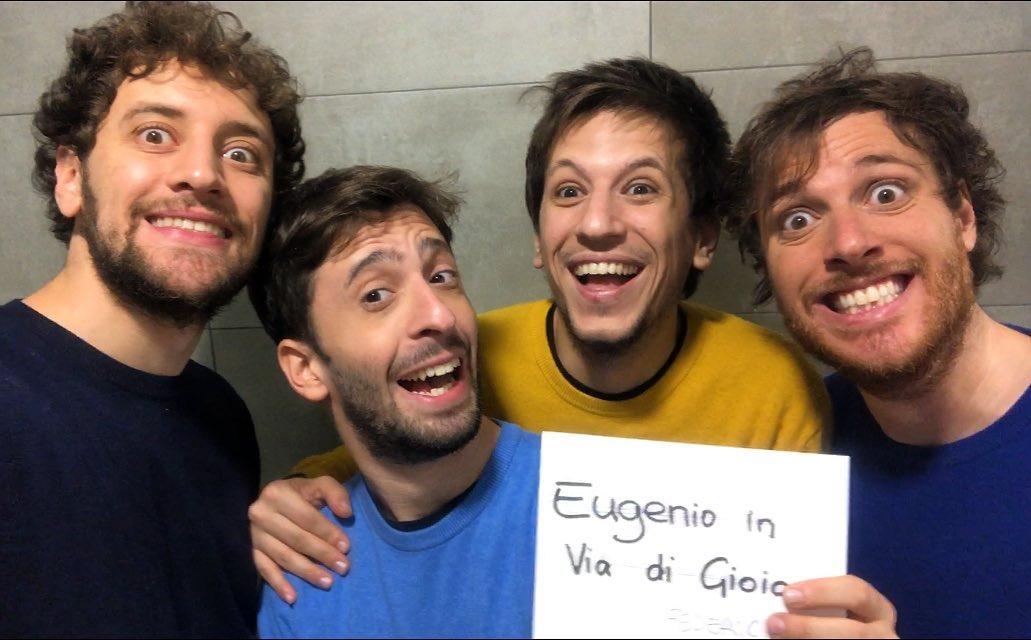 Eugenio in Via Di Gioia tra i 10 finalisti di Sanremo 2020