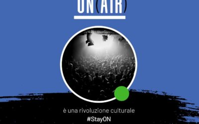 Goodness aderisce al movimento #StayON con _resetfestival e OFF TOPIC