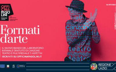 Annarita Masullo tra i docenti della sezione Canzone del prossimo biennio di Officina Pasolini