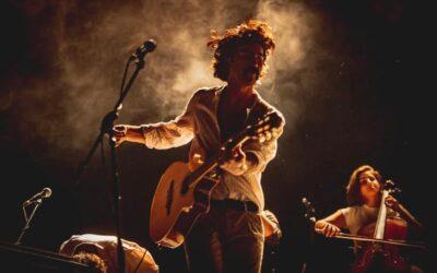 Andrea Laszlo De Simone live a Bologna per Express Festival