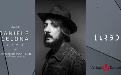 Daniele Celona torna finalmente live