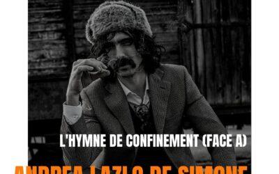 """""""Immensità"""" di Andrea Laszlo De Simone tra le migliori canzoni del 2020 per Radio Nova"""