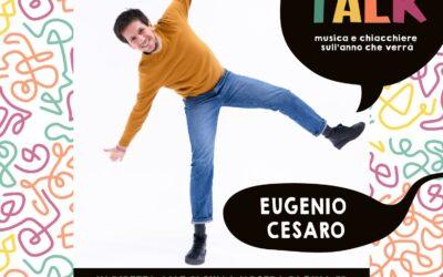 Eugenio Cesaro (Eugenio in Via Di Gioia) a Spaghetti Unplugged