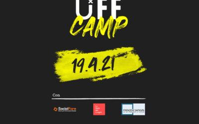 Nuovo appuntamento con OFF CAMP, il progetto di formazione dedicato ai lavoratori di OFF TOPIC