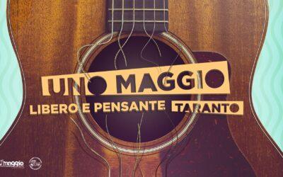 Con La Musica Che Gira a Uno Maggio Taranto Libero e Pensante