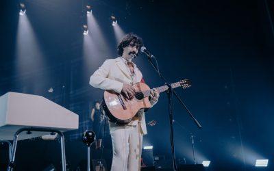 Andrea Laszlo De Simone con l'Immensità Orchestra di nuovo dal vivo a fine agosto